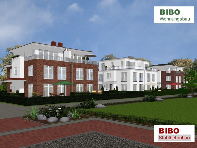 Bibome Wohnungsbauprojekt Wentorf Bei Hamburg